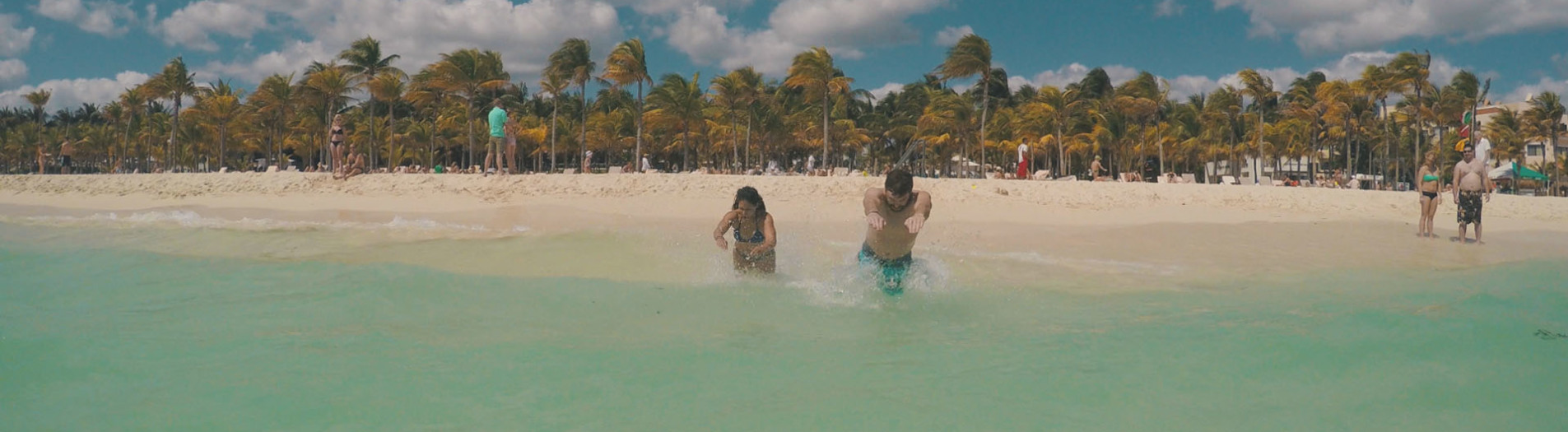 Nikko & Darell // Destination Wedding Film // Mayan Riviera