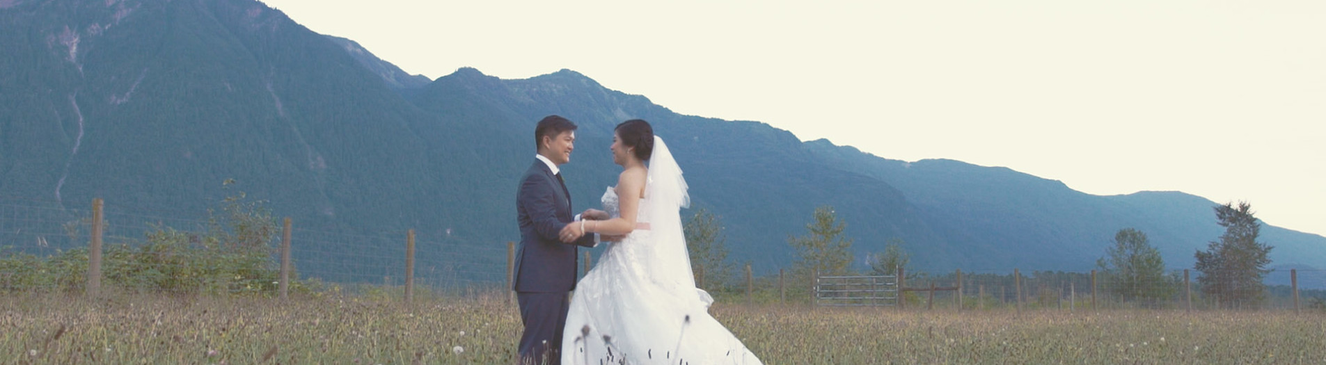 Carrie & Julien // Wedding Film // Fraser River Lodge, Agassiz,BC