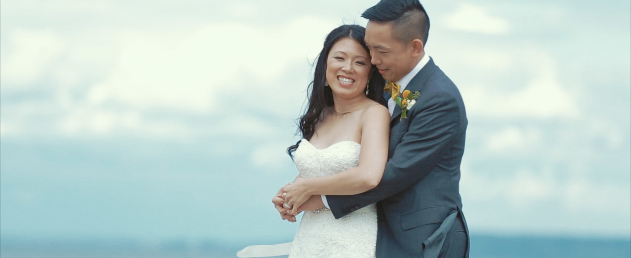 Elizabeth and Chris // Kirkland House, Richmond BC // Vancouver Wedding Film