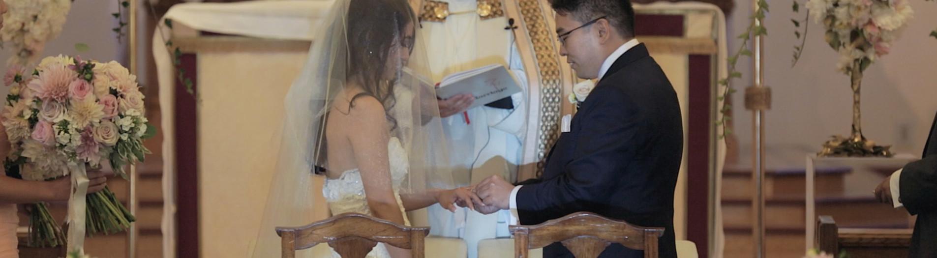 Mai & Eugene // Wedding Film // Terminal City Club, Vancouver BC