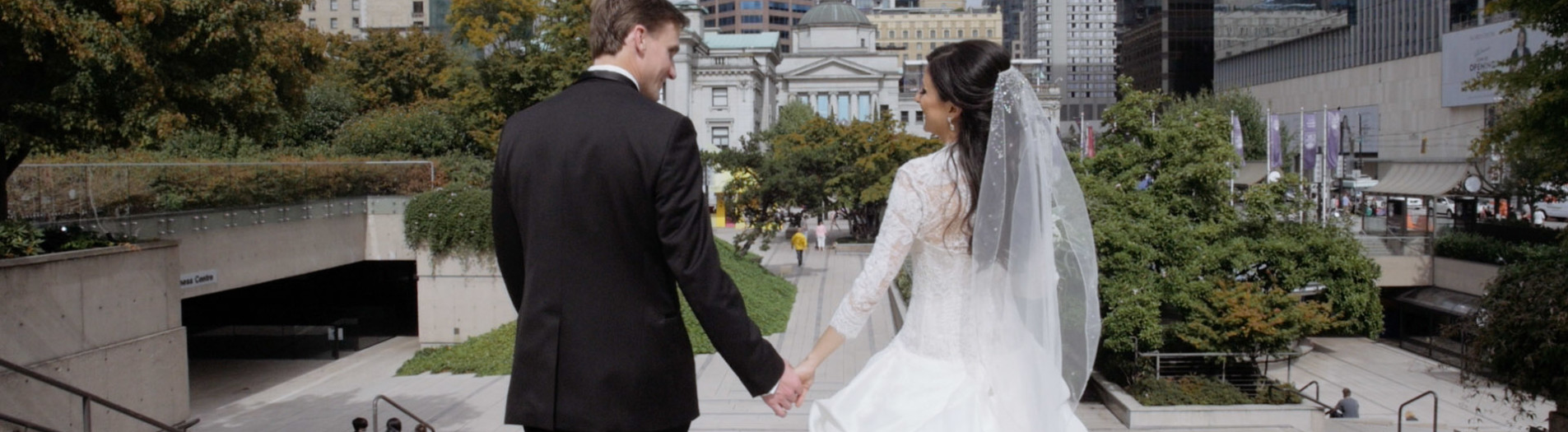 Sharhzad & Timothy // Wedding Film // Sutton Place Hotel, Vancouver BC