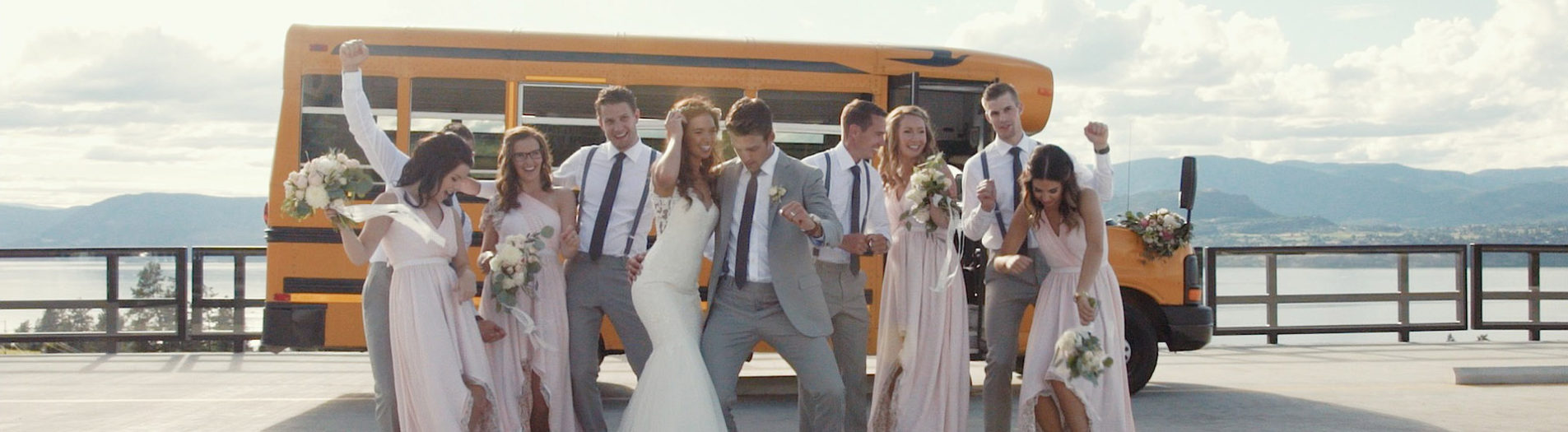 Giselle & Brandon | Wedding Highlight Film | Summerhill Winery, Kelowna BC