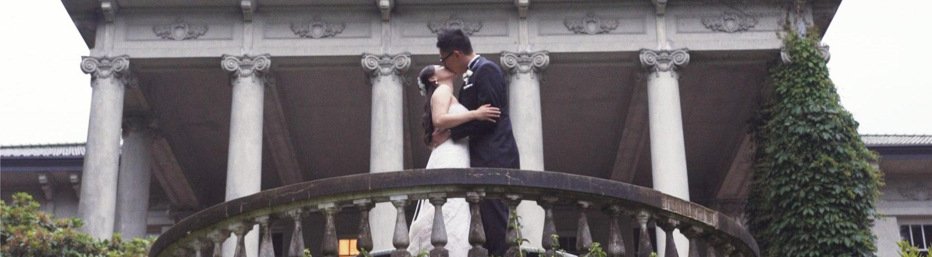 Michael + Olivia | Wedding Highlight Film | Hycroft Manor, Vanocuver BC
