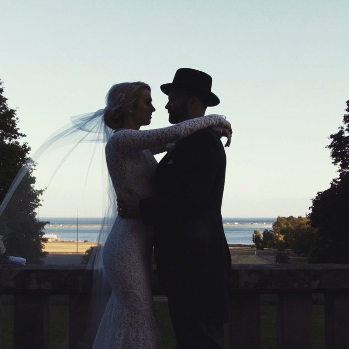 Alli + Eric | Wedding Highlight Film | Hatley Castle + Empress Hotel, Victoria BC