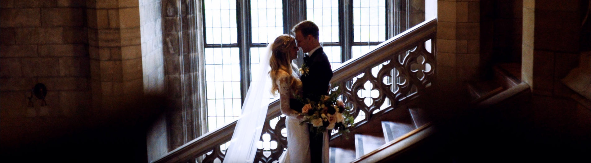 Toronto Wedding Cinematography | The Omni King Edward Hotel | St. Michael's Cathedral Basilica | Erica + Ryan