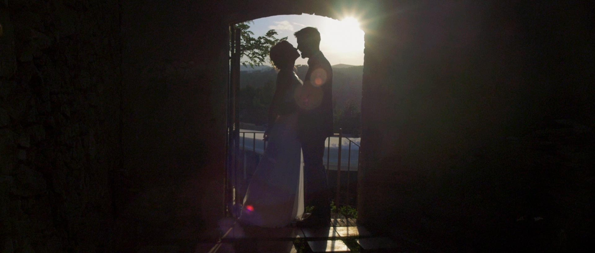 destination wedding cinematography case Felix sitges barcelona Spain