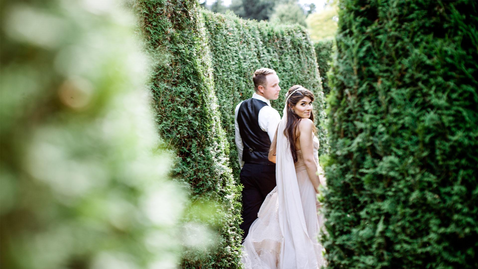 Jen & Mike // Vancouver Wedding Film // Granville Island & Van Dusen Gardens