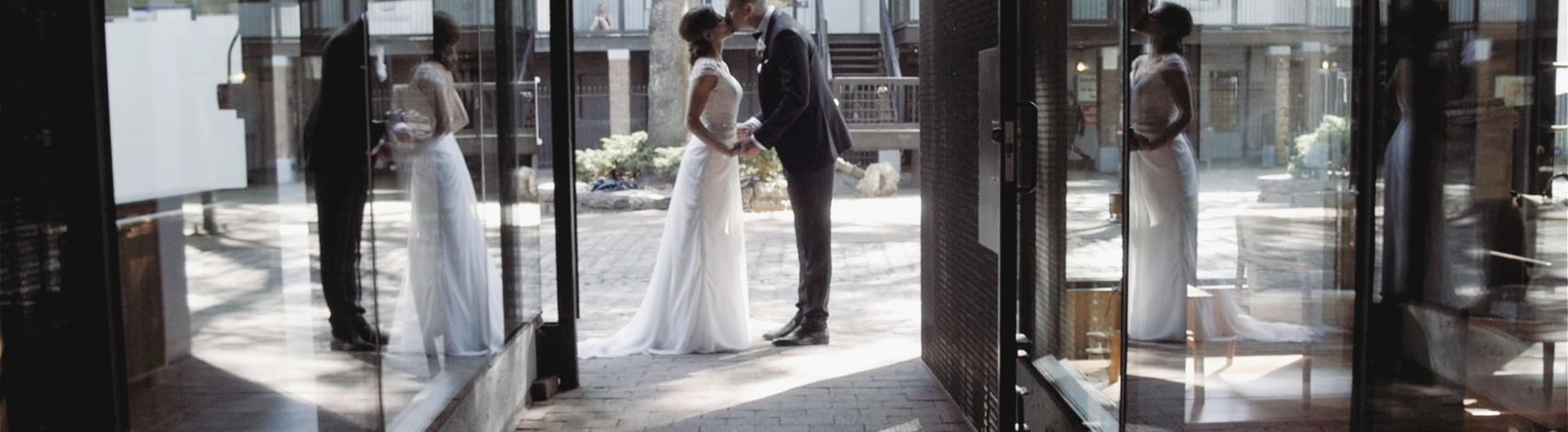 Danielle & Nate // Italian Cultural Centre // Wedding Film Vancouver