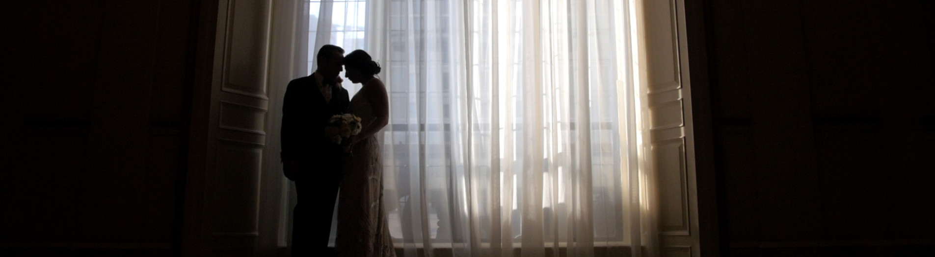 Janine & Marco // Fairmont Hotel Vancouver // Vancouver Wedding Film