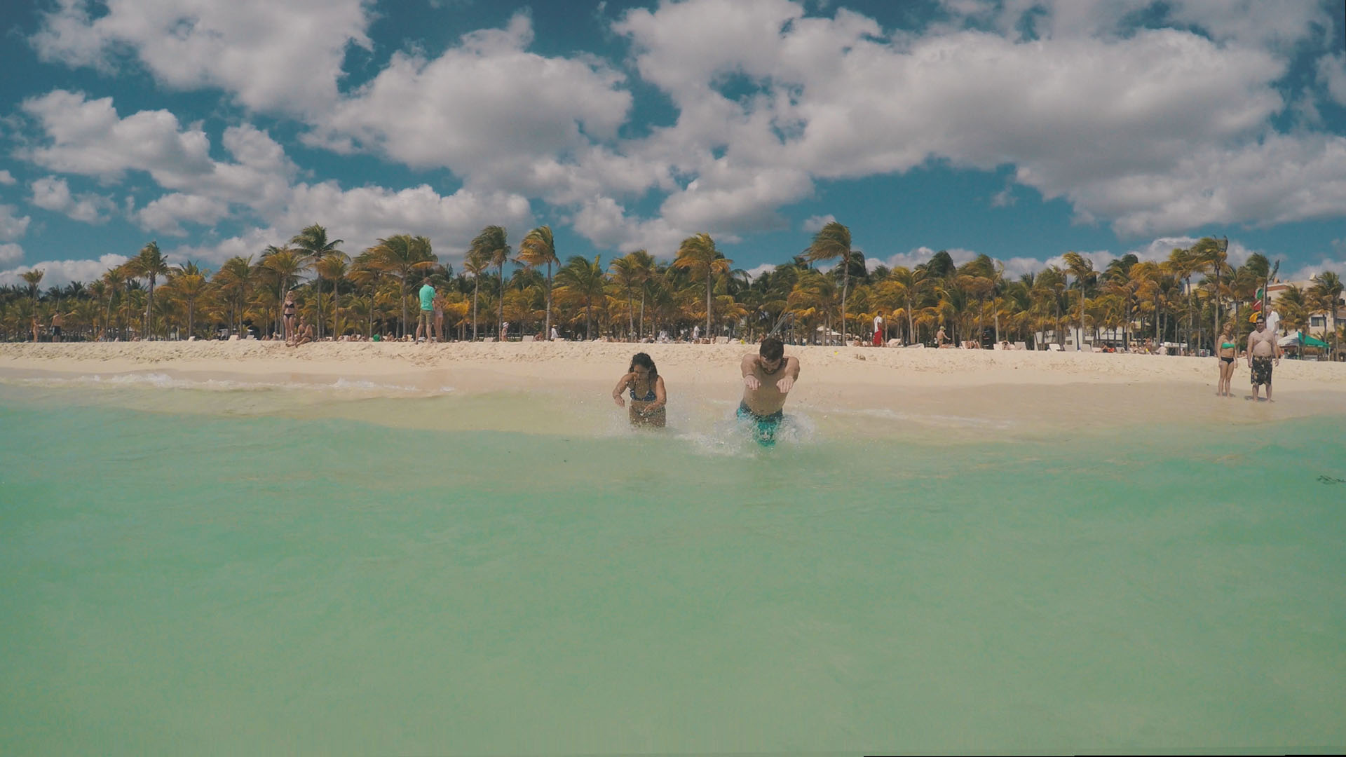 Nikko & Darell // Destination Wedding Film // Mayan Riviera