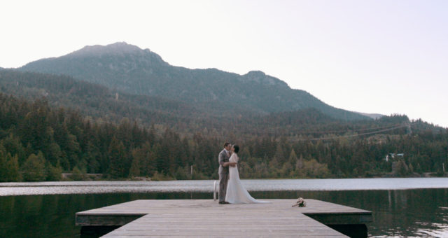 Natalie & Jess // Whistler Wedding Film // Nita Lake Lodge, Whistler, BC