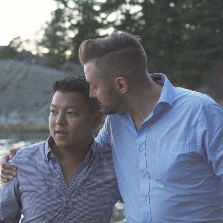 Paul & Andrew // Wedding Film // The Vancouver Club, Vancouver BC
