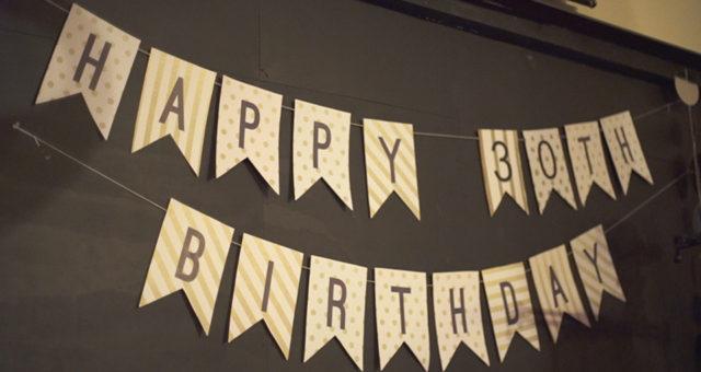 Austin, Amanda & Curtis // 30th Birthday Celebration // Emerald Restaurant, Vancouver BC