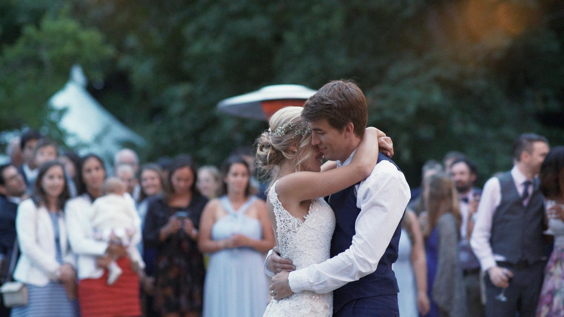 Vancouver Island Wedding Videography Metchosin BC