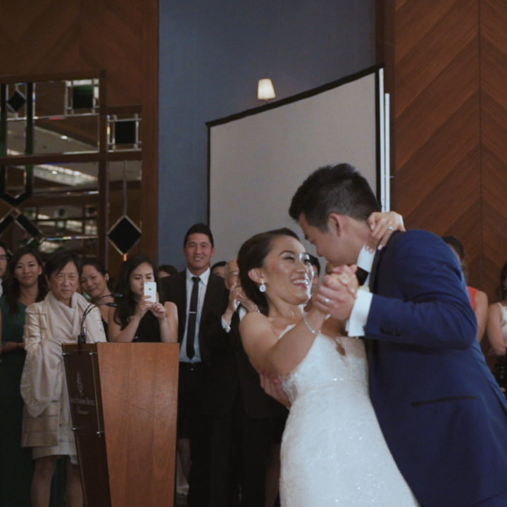 Esther + Cameron | Wedding Highlight Film | Cecil Green & Four Seasons Vancouver BC