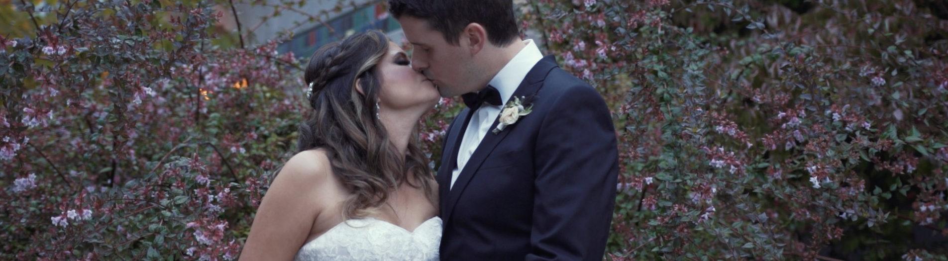 Jacquie + Mark | Wedding Highlight Film | Robert Lee Hall, Vancouver BC