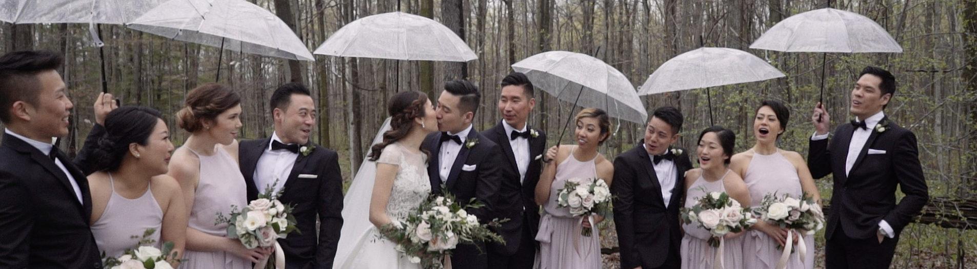 Linda + Daniel | Cinematic Wedding Film | Whistle Bear Golf Club, Waterloo, Ontario