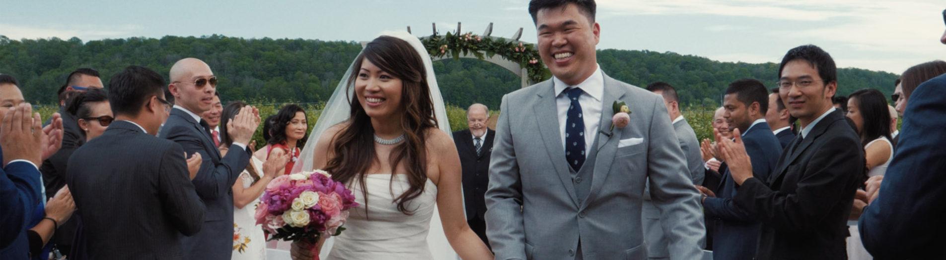 Doris + Mike | Wedding Highlight Film | Cave Springs Winery, Jordon, Ontario