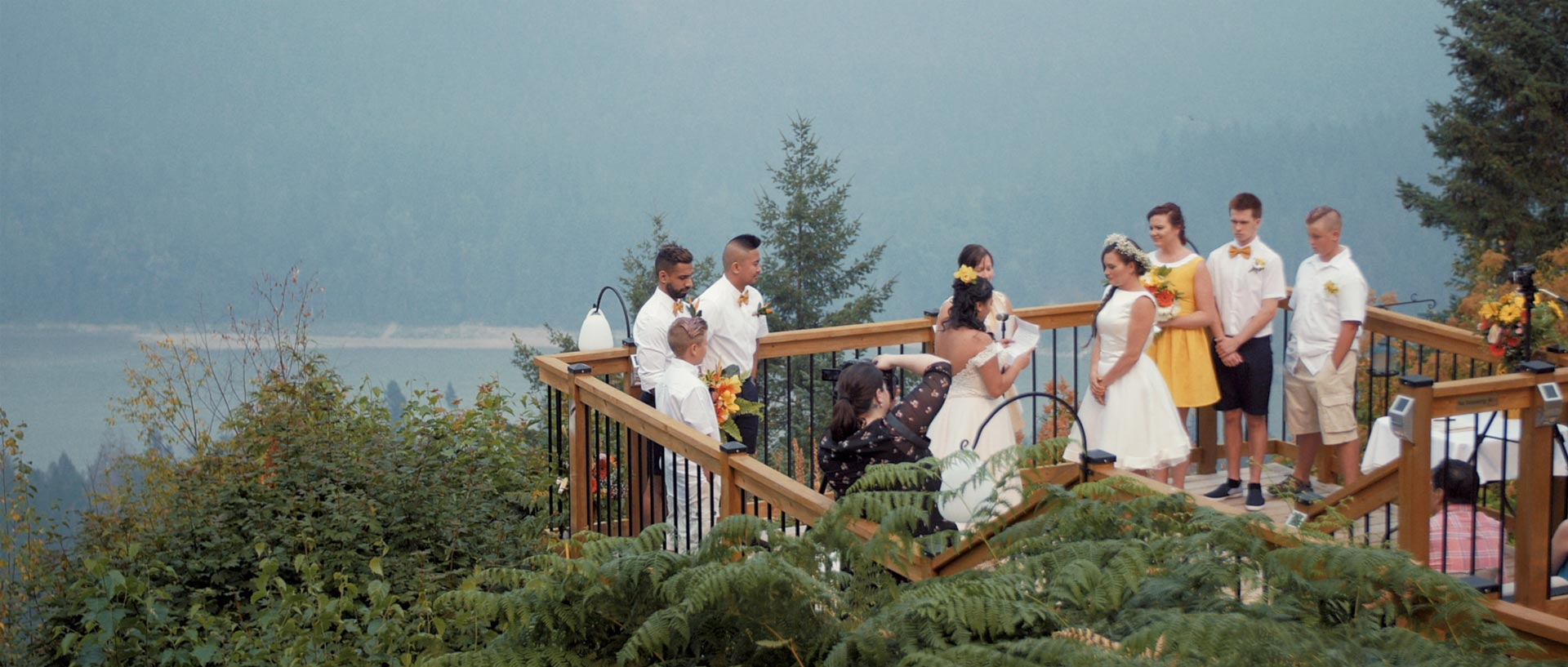 same-sex-wedding-video-Vancouver-American-creek-lodge