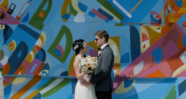Wedding Film at Palais Royal Toronto | Amy + Matt