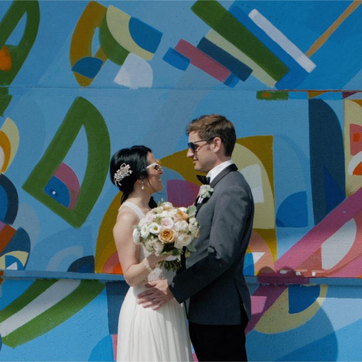 Wedding Film at Palais Royal Toronto   Amy + Matt