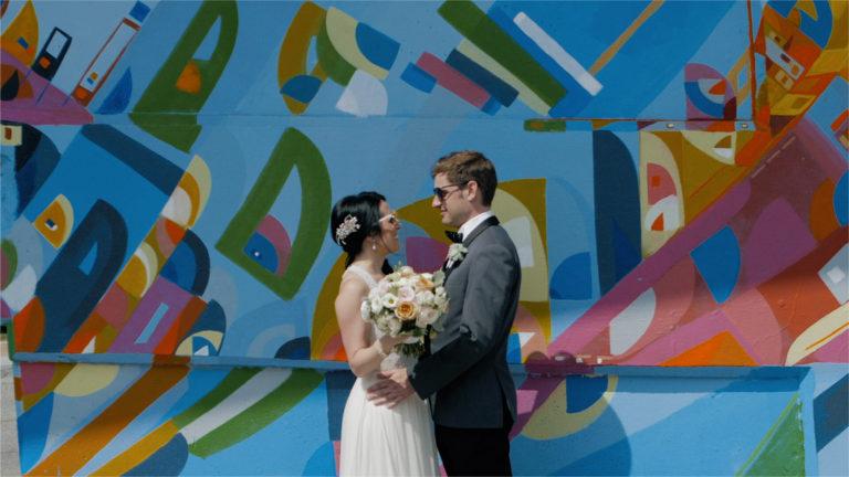 Wedding Cinematography at Palais Royale Toronto | Amy + Matt