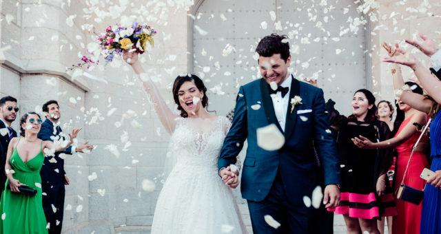 Destination Wedding Video Barcelona | Temple Expiatori del Sagrat Cor | Admiral De La Font Sitges | Hiram + Marylise