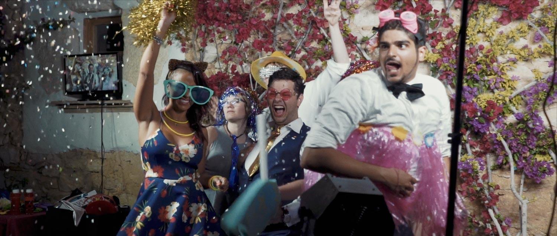 destination wedding videography barcelona admiral de la font sitges