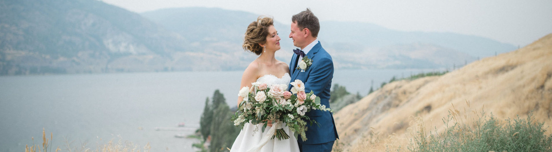 Painted Rock Winery Wedding | Penticton Lakeside Resort | Taryn + Mike Wedding Film