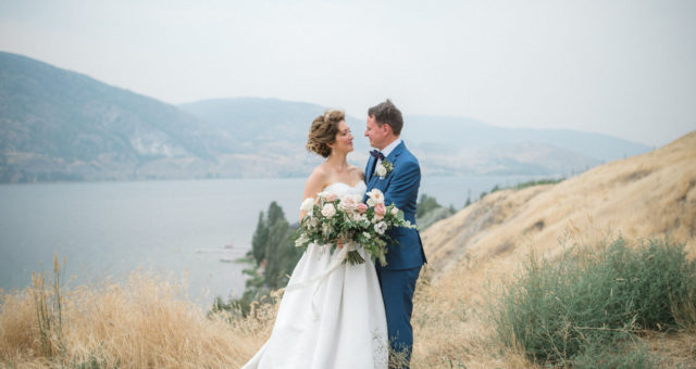 Painted Rock Winery | Penticton Lakeside Resort | Wedding Videography Penticton BC | Taryn + Mike