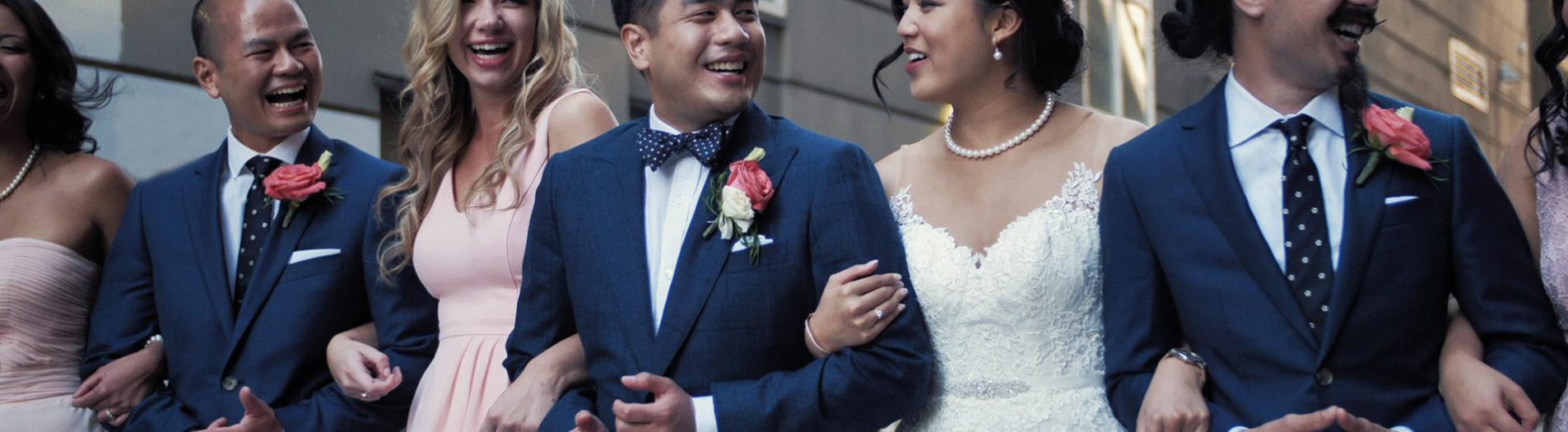 Vancouver + Edmonton Wedding Videographer | Chris and Catherine