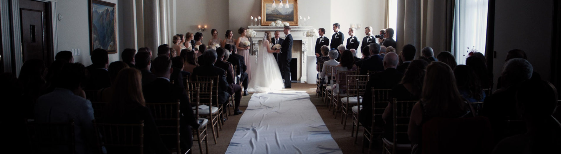 Vancouver Club Wedding Film | Michelle + Daniel