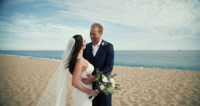 Los Cabos Wedding Film | Sandos Finisterra Destination Wedding, Los Cabos, Mexico | Tasha + Ben
