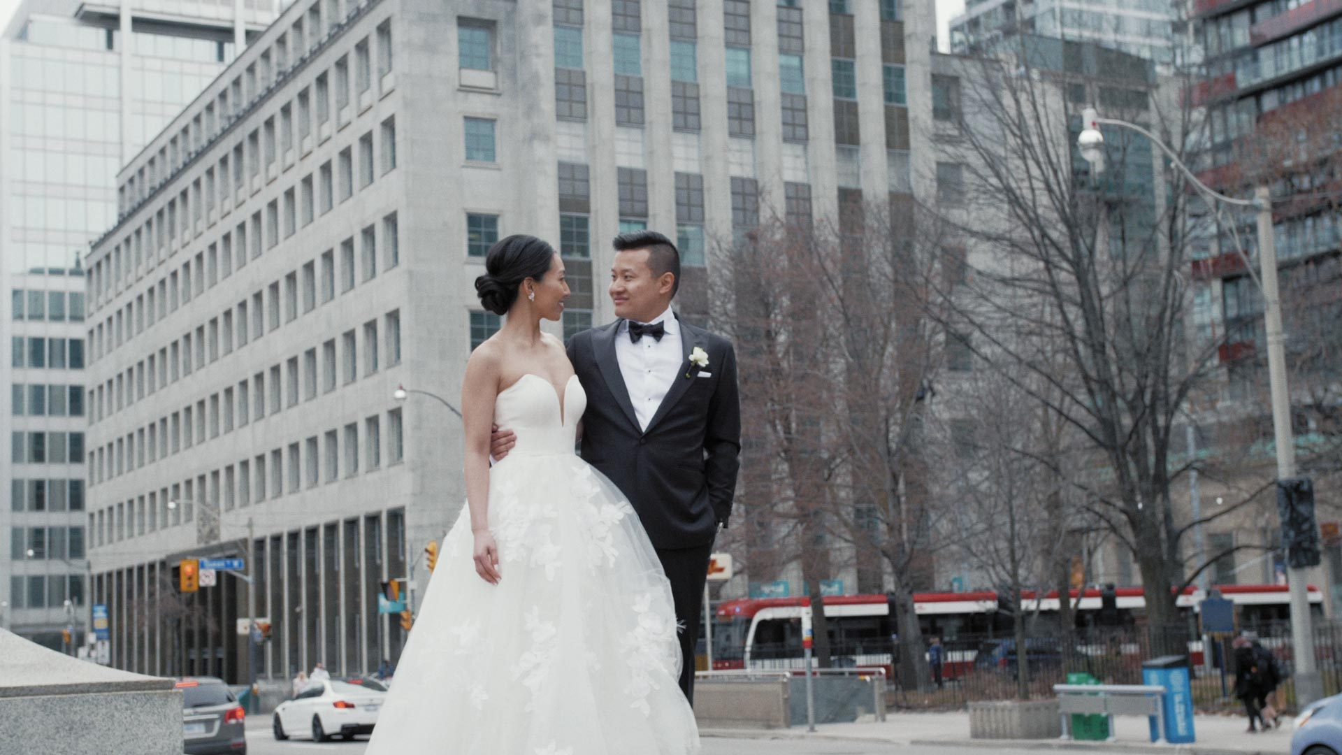 Shangri-La Toronto Wedding Cinematography