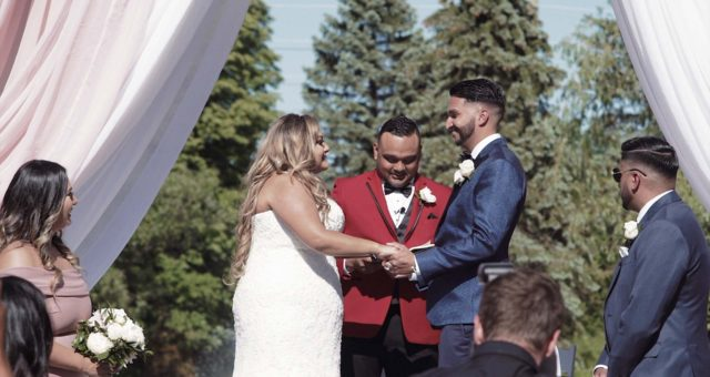The Arlington Estate Wedding Videography | Tara + Shayan