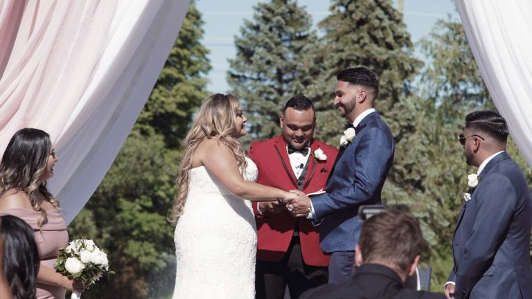 The Arlington Estate Wedding Videography | Tara + Shayan