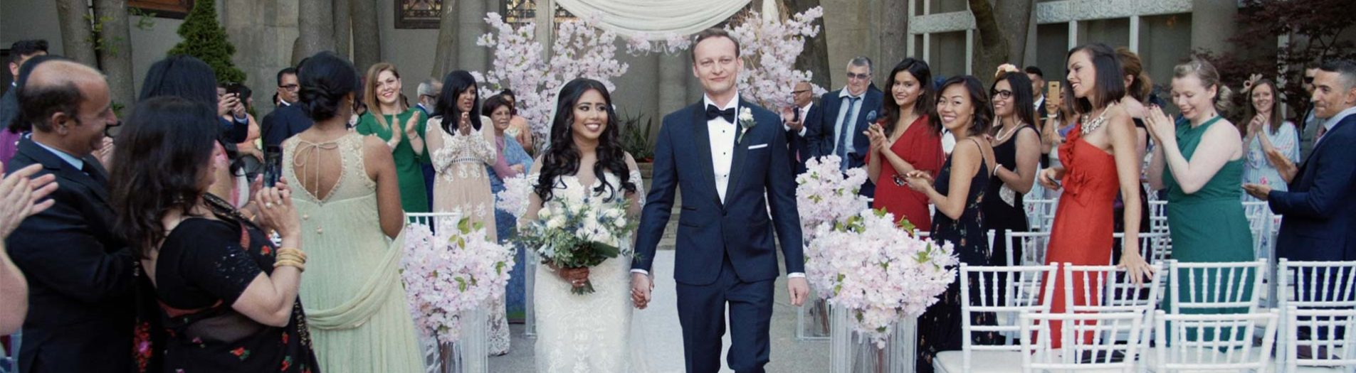 Stunning Liberty Grand Wedding Video Toronto | Mike + Nabeela Feature Film