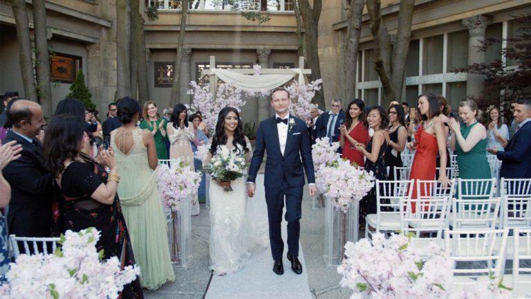 Stunning Liberty Grand Wedding Video Toronto | Mike + Nabeela Feature Film