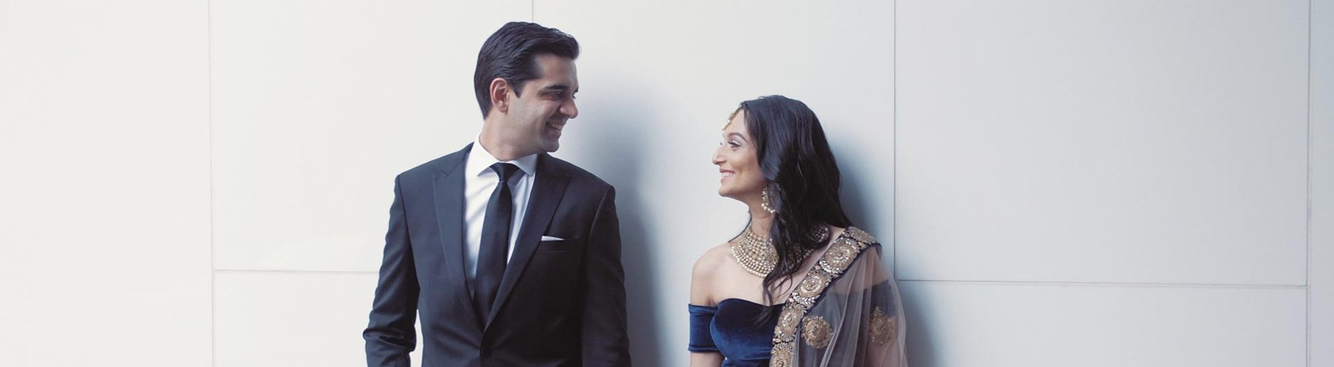 Elegant + Contemporary South Asian Wedding Film | Palais Royale & The Gardiner Museum Toronto | Amit + Mona