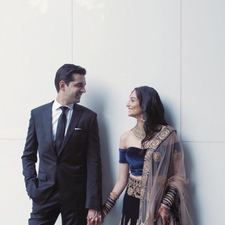 South Asian Wedding Film Toronto   Palais Royale and The Gardiner Museum   Amit + Mona