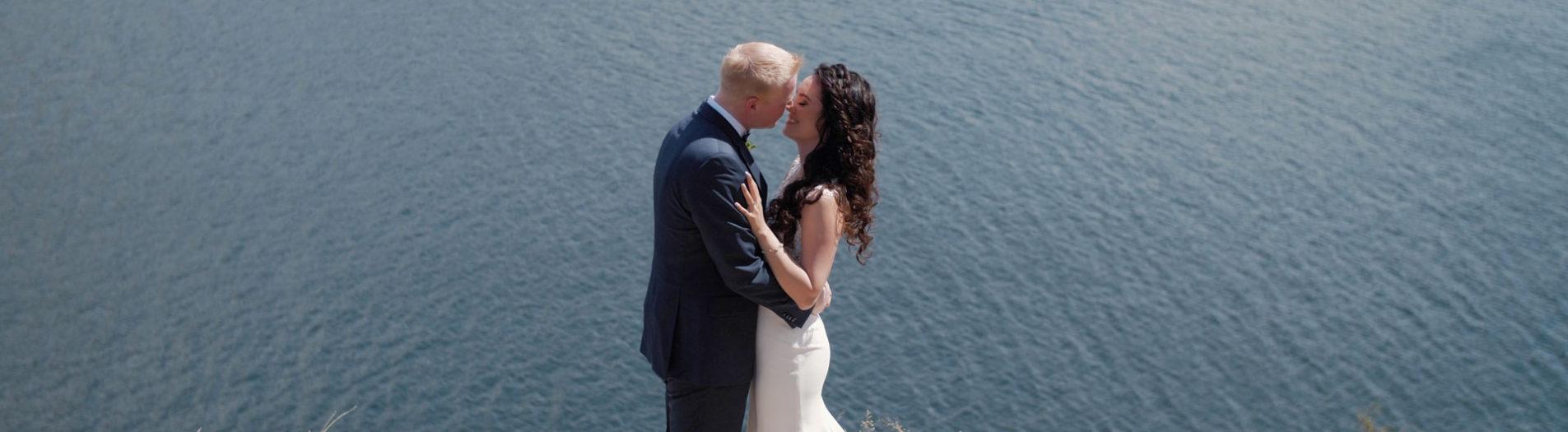 Okanagan Wedding Cinematography   Ailen + Chad   Linden Gardens, Kaleden BC