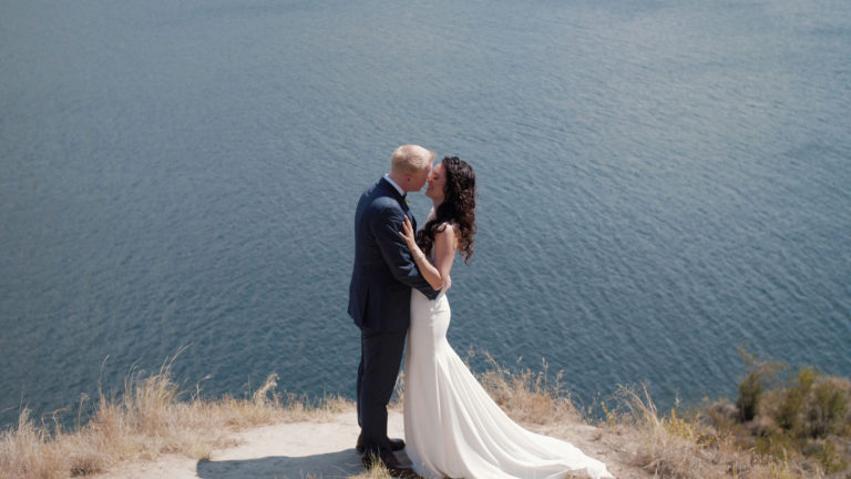 Okanagan Wedding Cinematography | Ailen + Chad | Linden Gardens, Kaleden BC