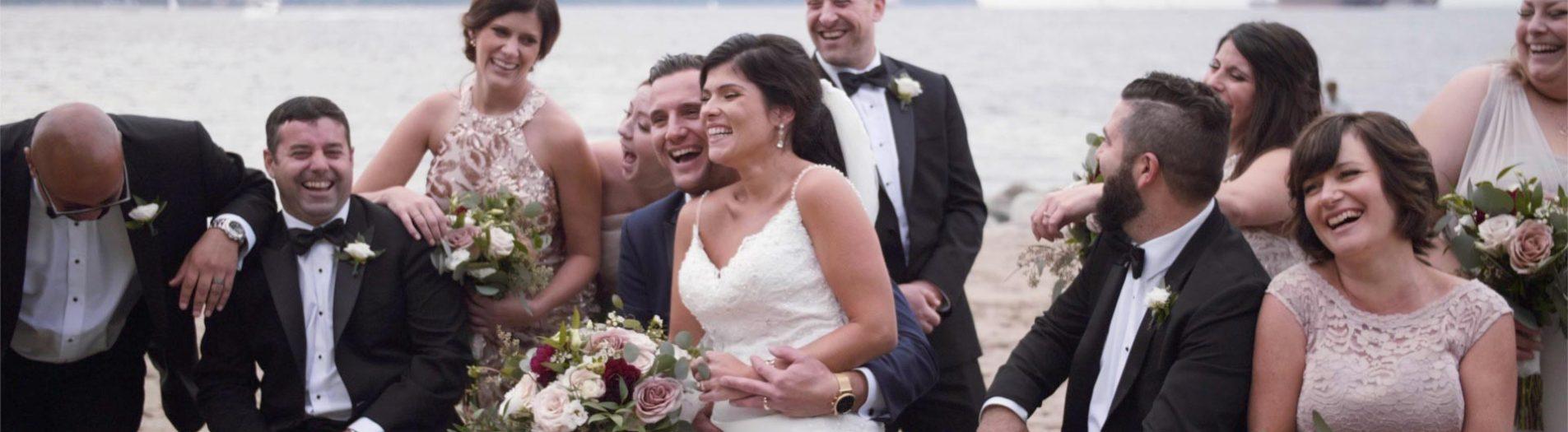Ashley + Steve | Wedding Cinematic Film | Vancouver Rowing Club + Westwood Plateau
