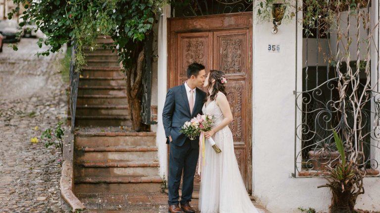 Destination Wedding Puerto Vallarta, Mexico | Karen + Calvin