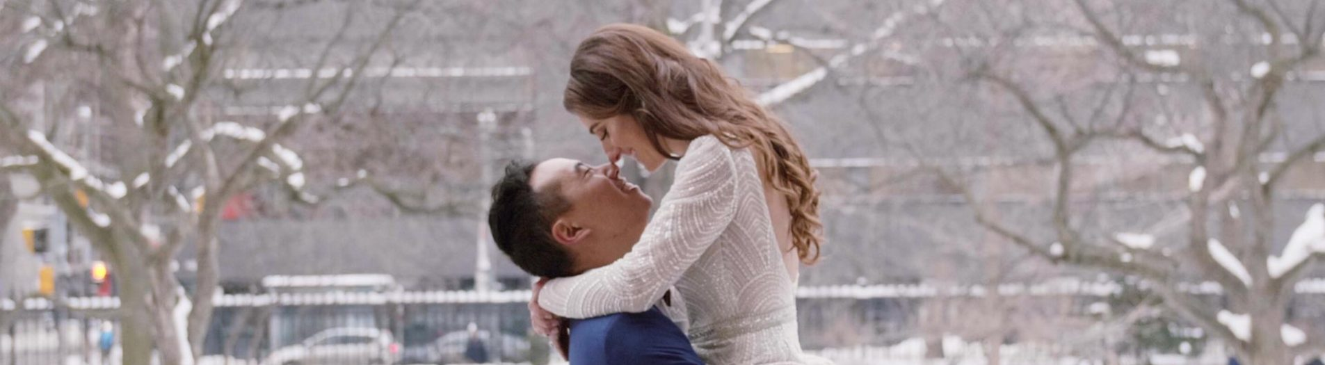 Wedding Cinematography at Ricarda's Toronto | Alex + Caitlin's Highlight Film