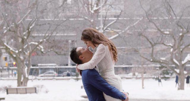 Ricarda's Toronto Wedding Cinematography | Alex + Caitlin's Highlight Film