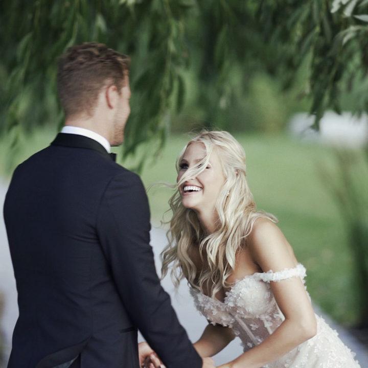Arlington Estate Wedding Videography Toronto | Sasha + Peter