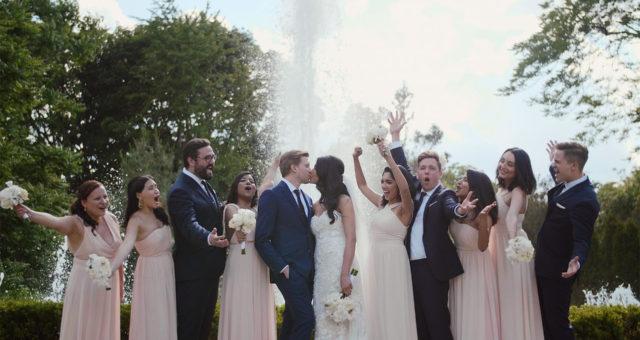 Breathtaking Casa Loma & Guild Inn Estate Wedding Videography | Christina + Matt | Kismet Creative