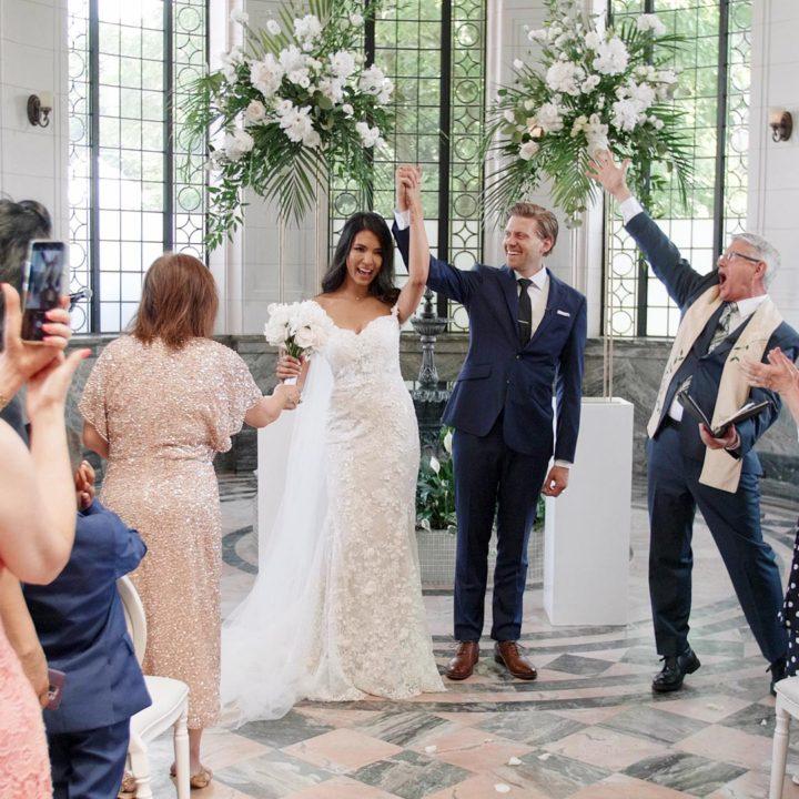 Breathtaking Casa Loma Wedding   Guild Inn Estate Hindu Ceremony   Christina + Matt   Kismet Creative