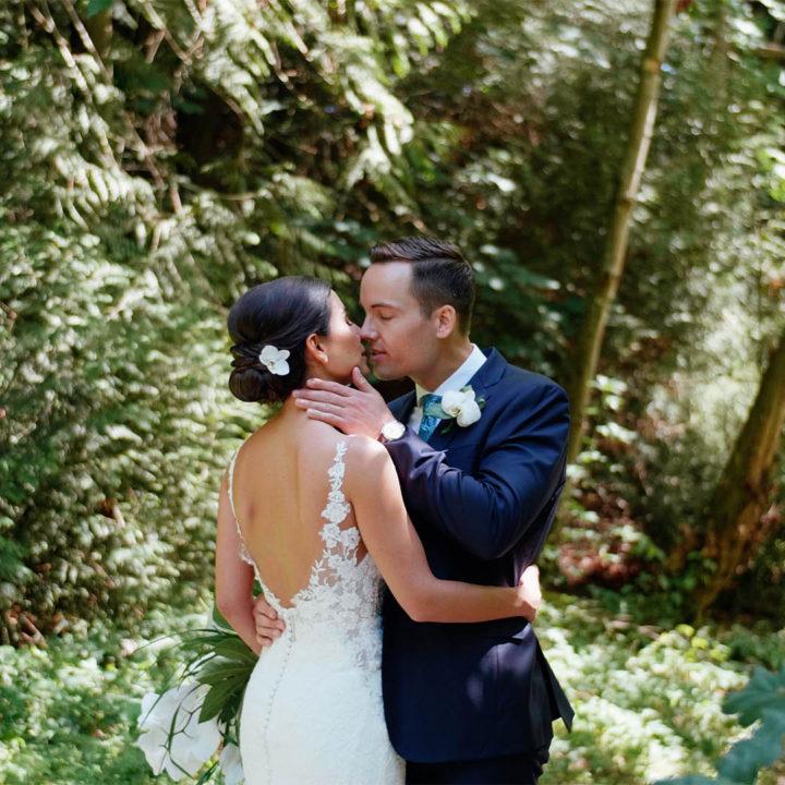 Jo + Chris' Blissful Bermuda Themed Shaughnessy Golf  Club Wedding Vancouver